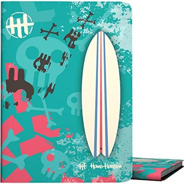 PP. Carpeta 30 fundas Poliplás A4 Hans Tiessen / Surf - ΖΕΛΑΤΙΝΕΣ ΤΕΤΡΑΔΙΟ Α4