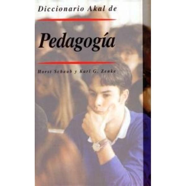 Diccionario Akal de Pedagogía