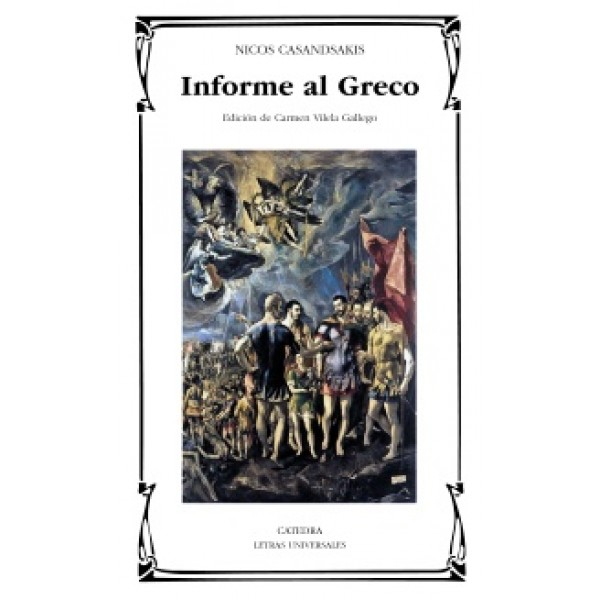 Informe al Greco