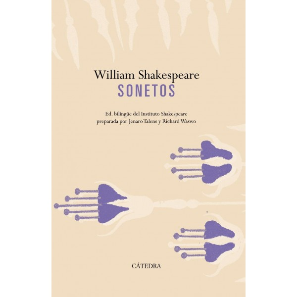 Sonetos. Edición bilingüe del Instituto Shakespeare
