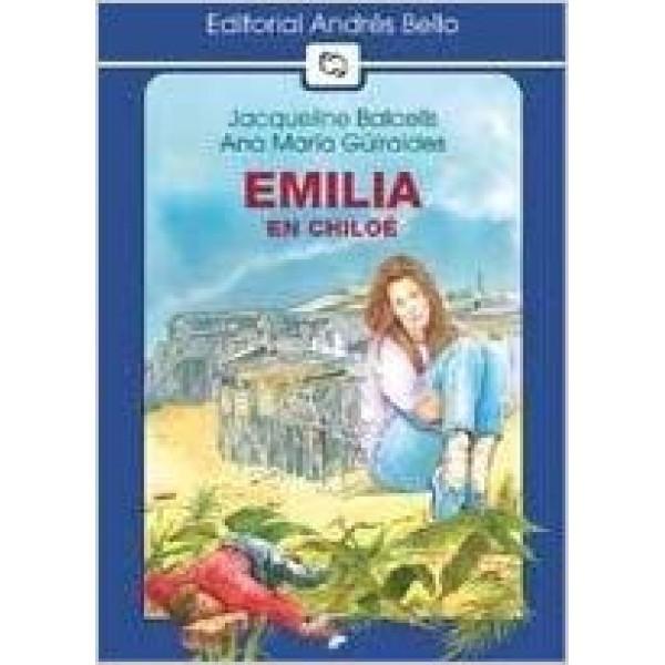 Emilia en Chiloé