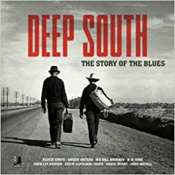 Deep South. The story of the blues. Con 4 Music CDs