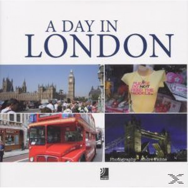 A Day in London. Con 4 Music CDs