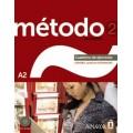 Método 2 de español. Cuaderno de Ejercicios A2