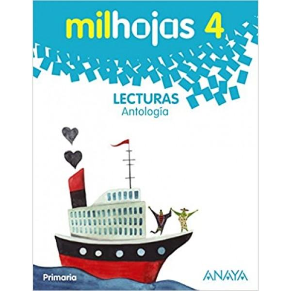 Milhojas 4. Lecturas. Antología