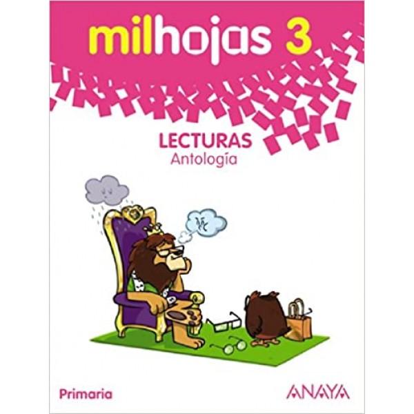 Milhojas 3. Lecturas. Antología