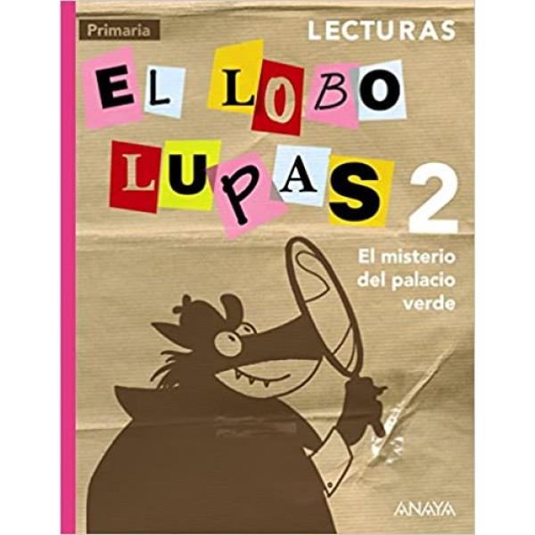 El Lobo Lupas 2: El Misterio del Palacio Verde. Lecturas