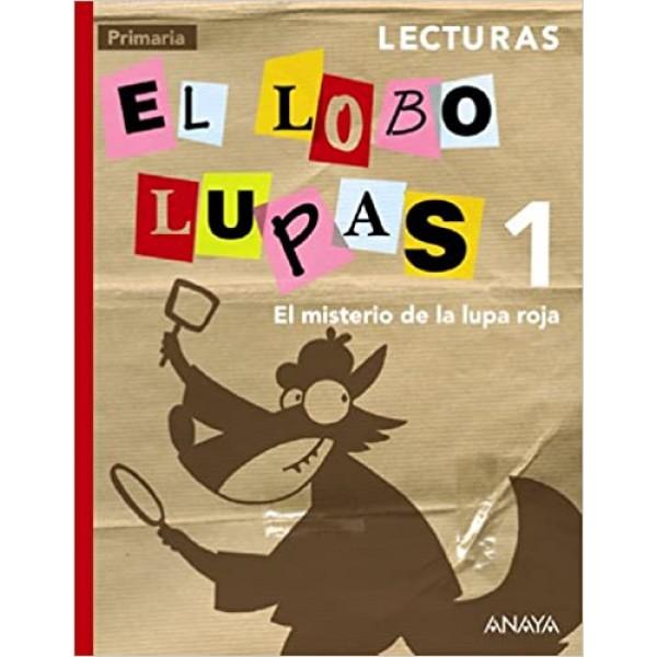 El Lobo Lupas 1: El Misterio de la Lupa Roja. Lecturas