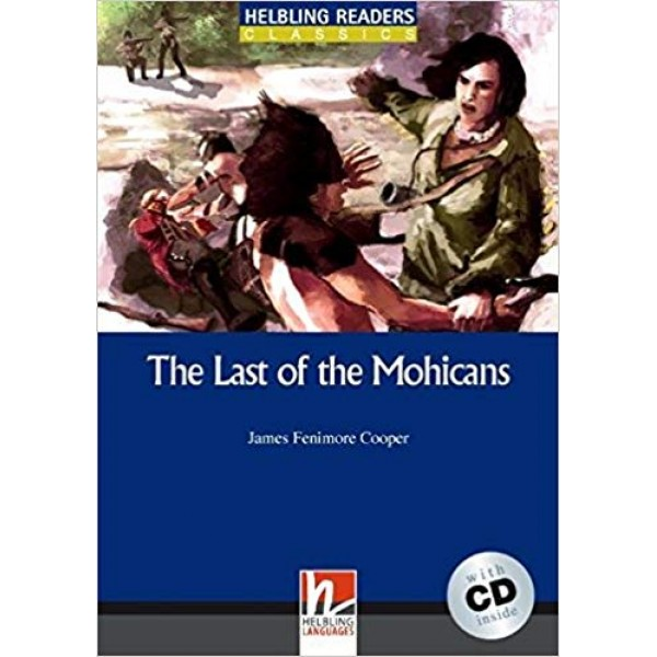 The Last of the Mohicans + CD (CEFR A2/B1)