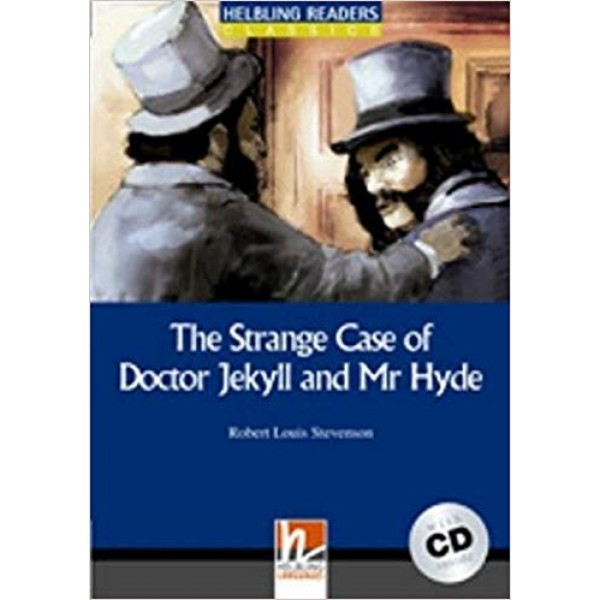 The Strange Case of Doctor Jekyll and Mr Hyde + CD