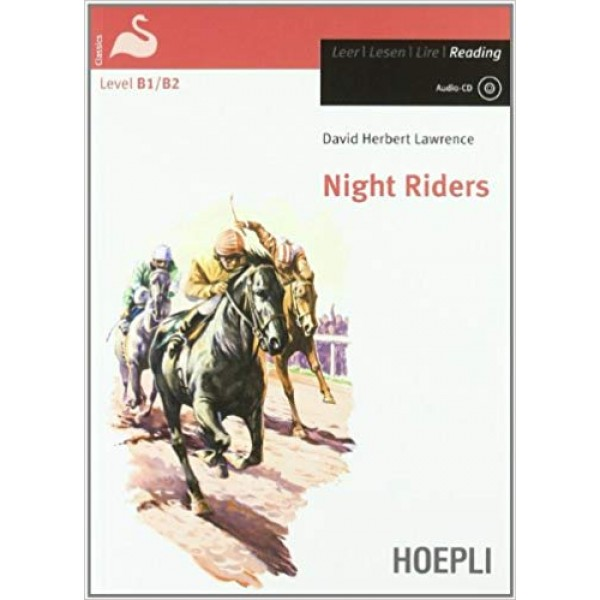 Night Riders + CD Audio