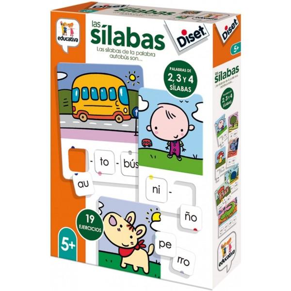 Las Sílabas - Diset educativa