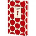 Cuaderno 13x21 con goma vertical Nina and other little things / Manzana - ΤΕΤΡΑΔΙΟ με λάστιχο
